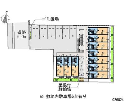 【地図】オパレスルーメット中之茶屋