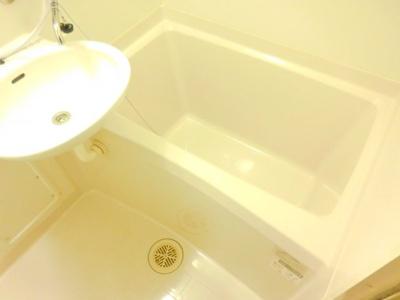 【浴室】レオパレスすみれ