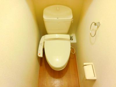 【トイレ】レオパレスすみれ
