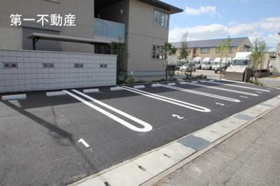 【駐車場】グランルミエ
