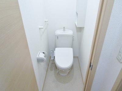 【トイレ】クリスタル・コート