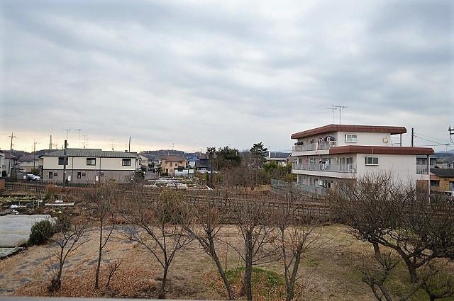 【展望】ガーデンシモB棟