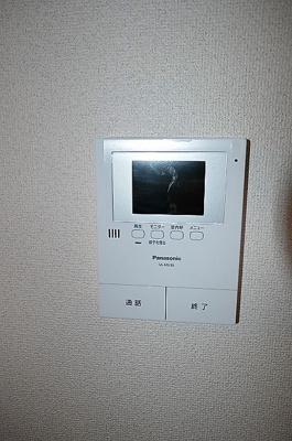 【セキュリティ】ガーデンシモB棟