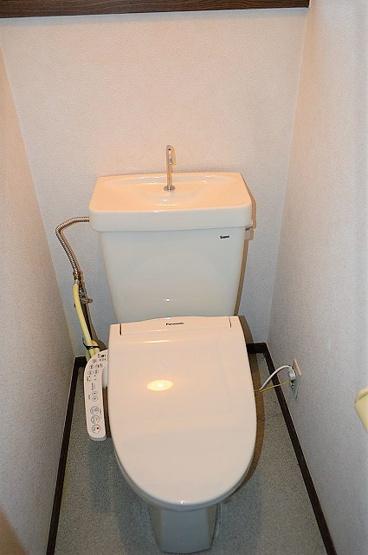 【トイレ】ガーデンシモB棟