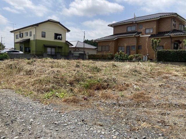【外観】茨城町常井土地