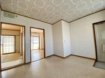 【浴室】鍋島マンション