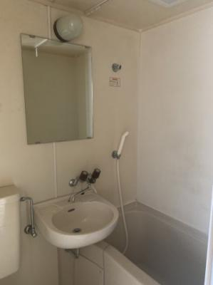 【浴室】メゾンドアヴニール