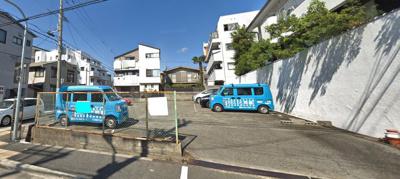 【外観】新堂駐車場