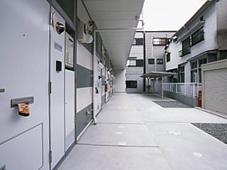 【その他共用部分】レオパレス三津屋北