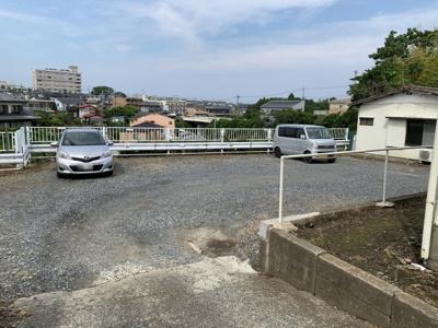 【駐車場】棟割住宅