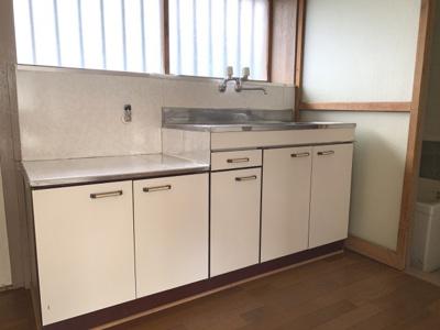 【キッチン】棟割住宅