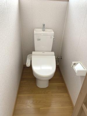 【トイレ】棟割住宅