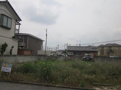 【外観】本庄市日の出1丁目 580万 土地