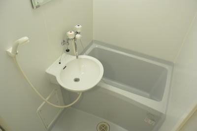 【浴室】レオパレスzucca