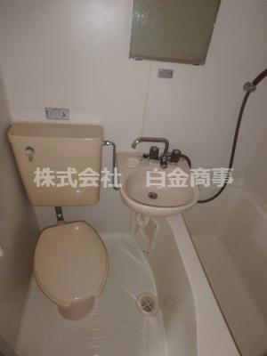 【トイレ】シティパル小堤