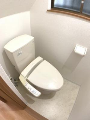 【トイレ】東大阪市北石切町 中古戸建