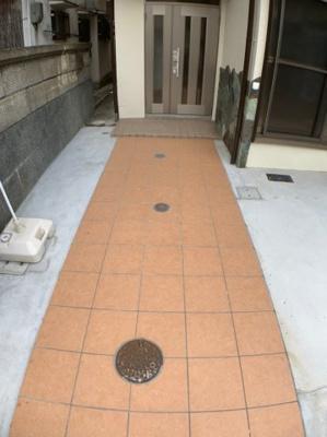 【駐車場】東大阪市北石切町 中古戸建