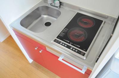 【キッチン】レオパレスAvancer