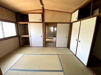 【寝室】寿町平屋