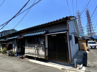 【外観】寿町平屋