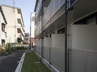 【バルコニー】レオパレスジェントリーⅡ