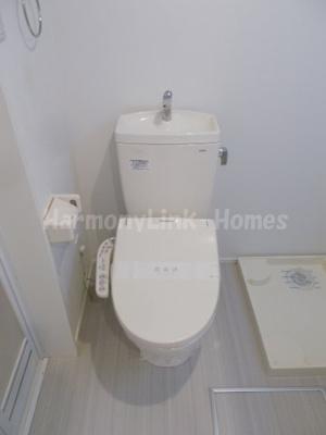 ハーモニーテラス梅田のトイレです☆