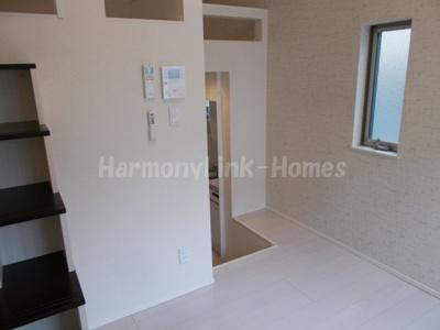 ハーモニーテラス梅田の個人の部屋や寝室として使える洋室です☆