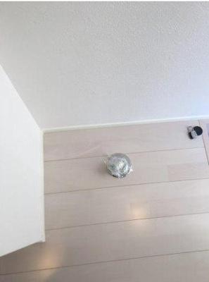 ハーモニーテラス若松町Ⅱの室内洗濯機置き場(同一仕様写真)