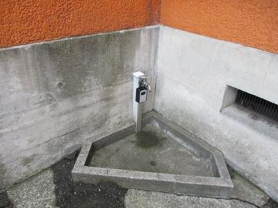 外水栓がございます。