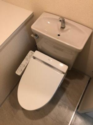 【トイレ】プレール潮見ピアクラブ