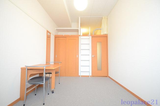 【洋室】レオパレスハイツK5