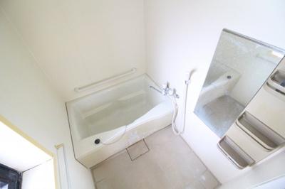 【浴室】クラン上沢2