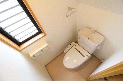 【トイレ】クラン上沢2