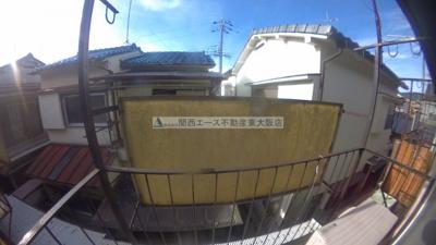 【展望】長池パンションC棟
