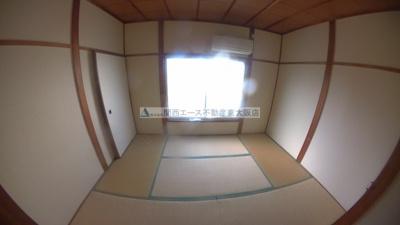 【和室】長池パンションC棟