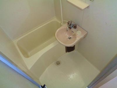 【浴室】ギャレ田辺
