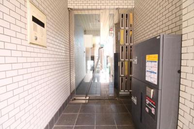 【セキュリティ】サンハウス神戸