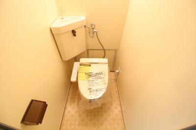 【トイレ】サンハウス神戸