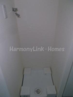 AZEST大山東の室内洗濯機置き場