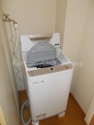 アイコート板橋大和町は洗濯機付(嬉しい事に家電付き)☆