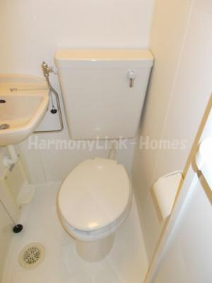 アイコート板橋大和町のトイレ