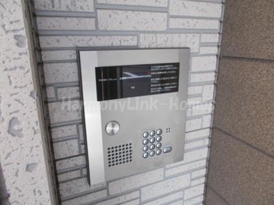 アイコート板橋大和町のオートロック(防犯面しっかりしてます)