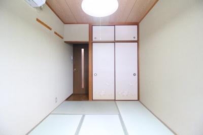 【和室】ハイツ二井