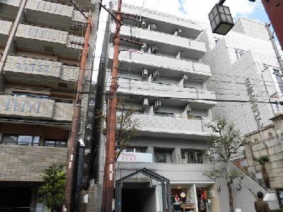 【外観】ライオンズマンション京都三条