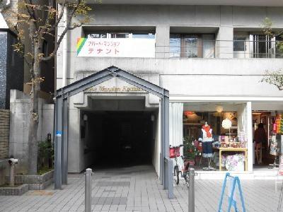 【エントランス】ライオンズマンション京都三条