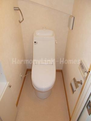 メゾン・オウルのトイレ