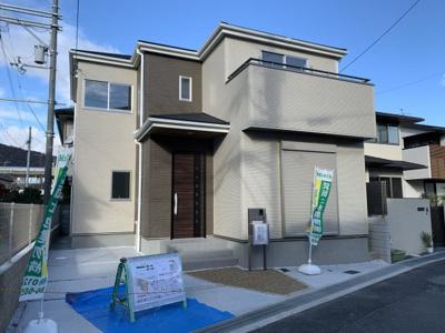 【外観】箕面市西小路1丁目 新築戸建