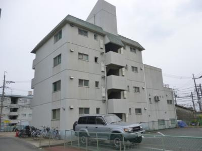 【外観】コーポラス三島