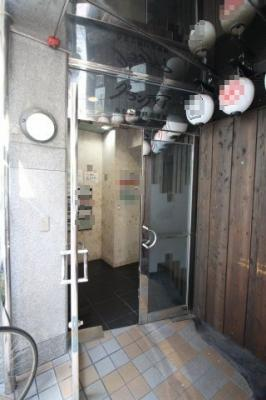 【エントランス】グランディアみなと神戸六甲館