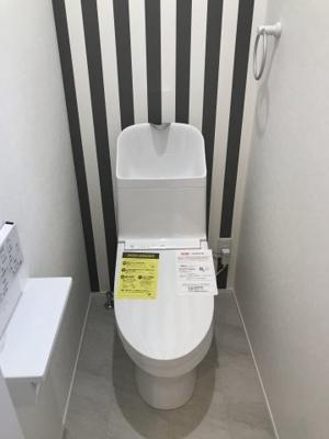 【トイレ】ビンテージナチュラルな家 那珂川市片縄2丁目建売